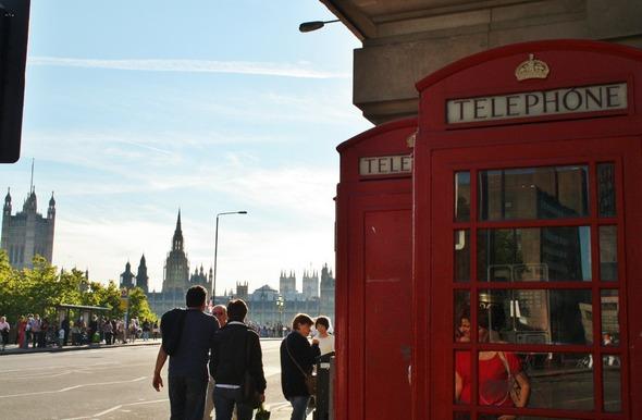 Творческий потанцевал Лондона. Изображение № 12.