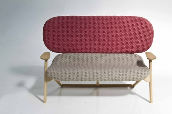 Moroso. Klara Collection. Patricia Urquiola. Изображение № 16.
