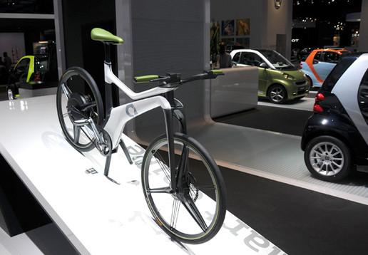 Велосипед на батарейках. Изображение № 2.