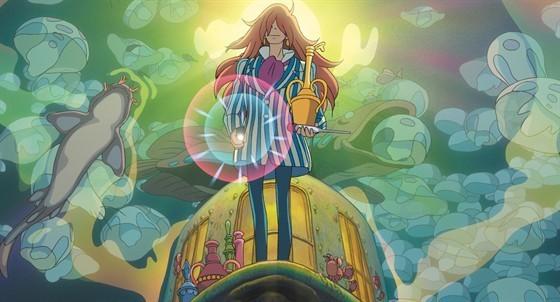 Добрый волшебник, Хаяо Миядзаки. Изображение № 57.