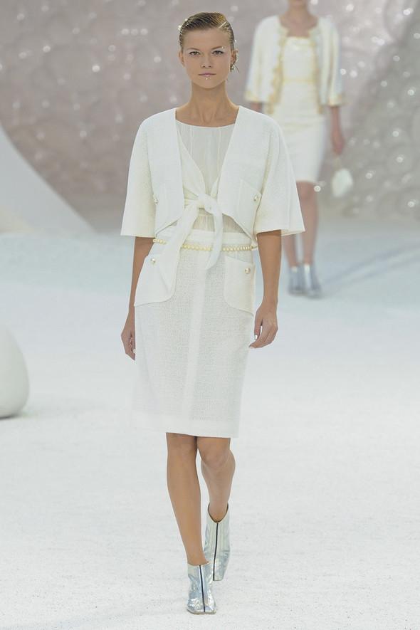 Chanel на Парижской неделе моды. Изображение № 3.
