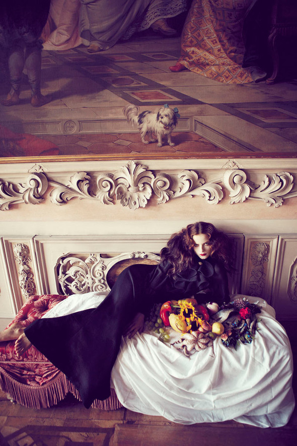 Съёмка: Анна де Рийк для TAR. Изображение № 7.