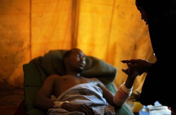 Сомали: война вфотографиях. Изображение № 21.