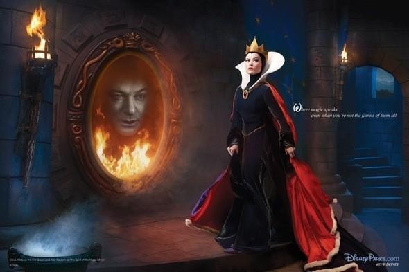 Изображение 2. Кинозвезды в роли мульт-злодеев.. Изображение № 2.