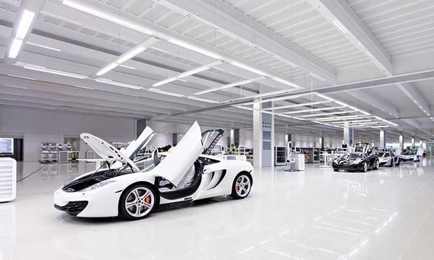 Технологический центр McLaren. Изображение № 16.