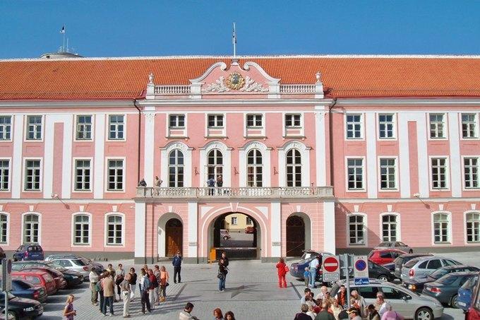 Эстонский парламент. Изображение № 1.