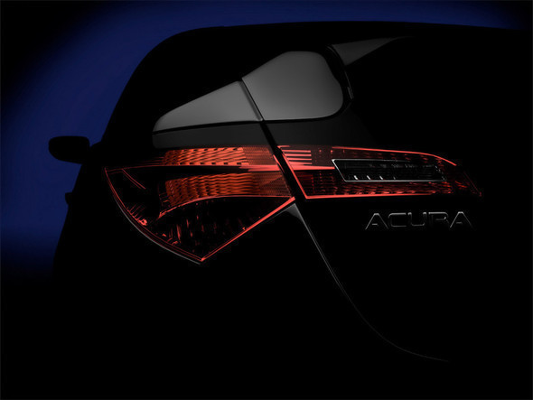 Acura ZDX. Изображение № 1.