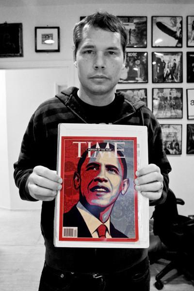 Изображение 1. Дело Associated Press против Шепарда Фэйри.. Изображение № 1.