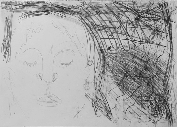 Победители конкурса «Черно-белые портреты». Изображение № 15.