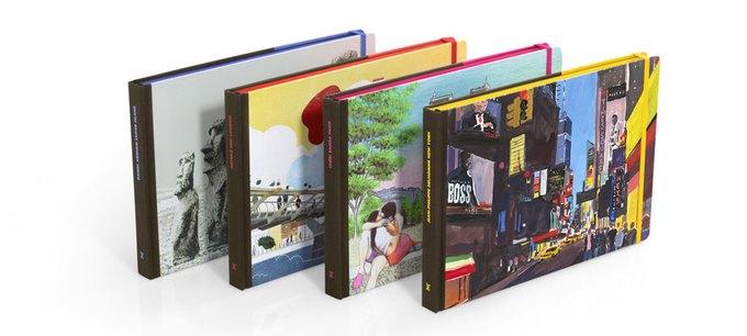 Louis Vuitton выпустили книги о путешествиях с иллюстрациями. Изображение № 22.