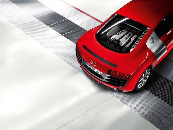 Audi R8 5. 2 FSIquattro. Изображение № 4.