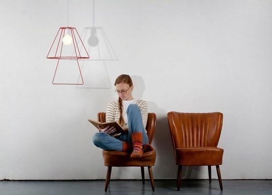 Изображение 1. Вещь: Лампа для чтения книг от Groupa Studio.. Изображение № 1.