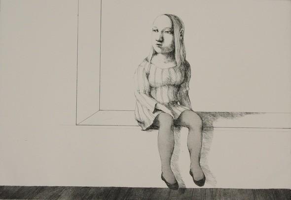 Theo Daamen, Meisje (Girl). Изображение № 12.