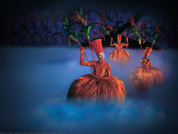 Cirque du Soleil. Изображение № 4.