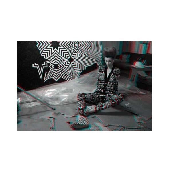 3D съемки журнала Remix Magazine. Изображение № 3.