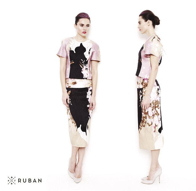 Ruban выпустили лукбук весенне-летней коллекции. Изображение № 19.