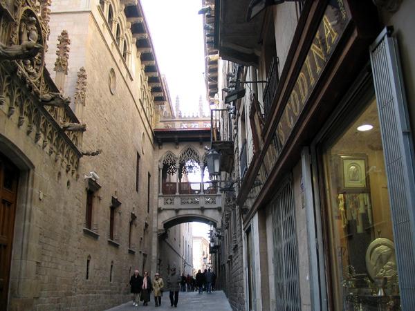 Путешествие по Барселоне. Изображение № 1.