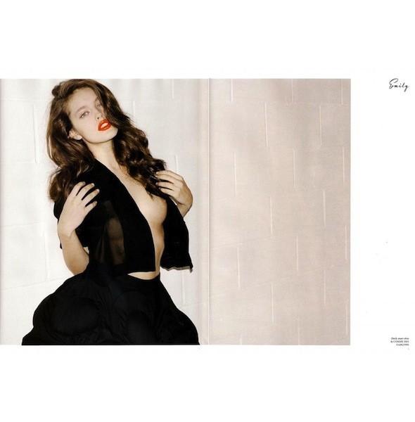 5 новых съемок: Love, T, Vogue и Wallpaper. Изображение № 14.