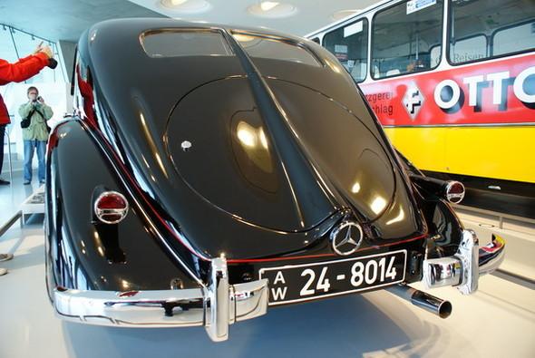 Невозможная красота лимузинов Мерседес-Бенц. Изображение № 3.