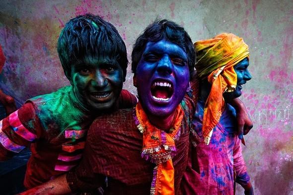 Торжество цвета. Poras Chaudhary. Изображение № 9.