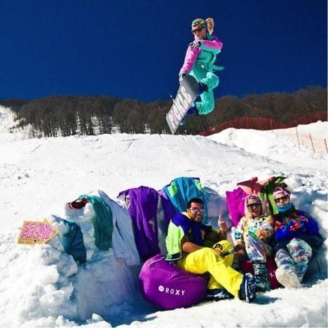 Rosa Khutor Snow Camp от Quiksilver - главный снежный лагерь страны!. Изображение № 8.