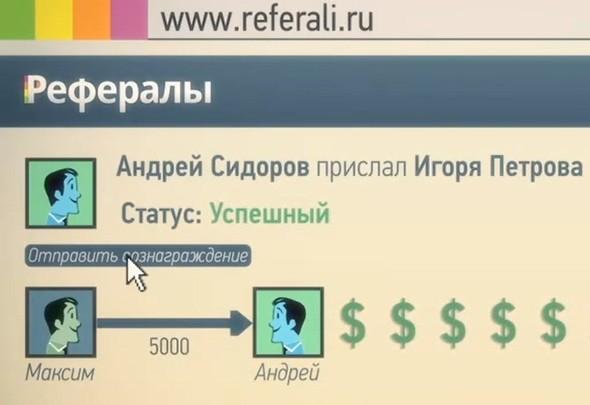 РЕФЕРАЛЫ. МОНЕТИЗАЦИЯ СТА ДРУЗЕЙ.. Изображение № 2.