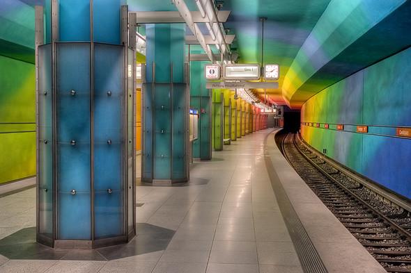 Изображение 6. Не Москва. Подземные улицы городов со вкусом.. Изображение № 6.