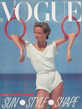 История глазами обложки Vogue (Британия). Изображение № 46.