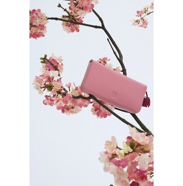 Изображение 5. Лукбук: Loewe Cherry Blossom.. Изображение № 5.