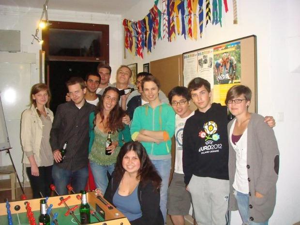 Волонтёрство в Германии. Личный опыт. Интервью. Изображение № 2.