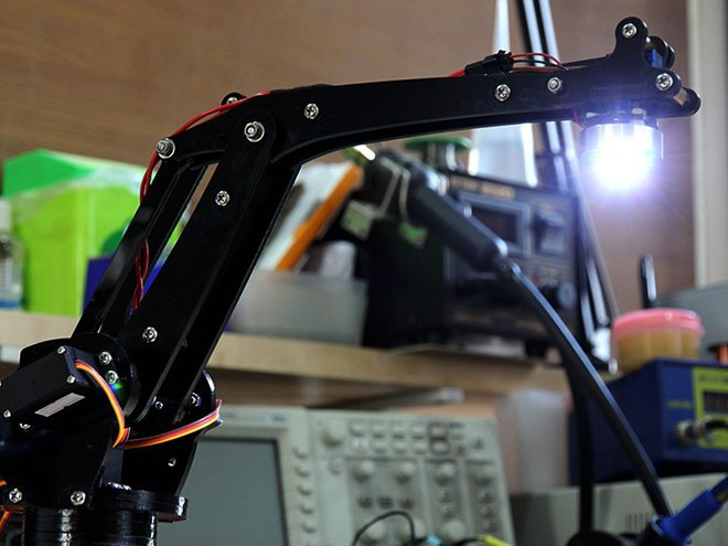 Представлена доступная рука-робот uArm. Изображение № 5.