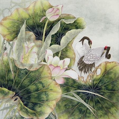 Птицы ицветы. Изображение № 23.