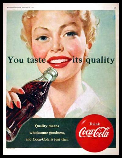 Изображение 46. Coca-cola – История бренда, история рекламы.. Изображение № 46.