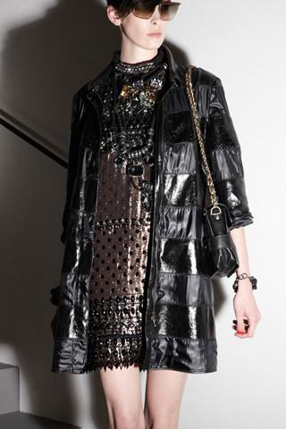 Изображение 35. Лукбуки Resort 2012: Givenchy, Lanvin.. Изображение № 35.