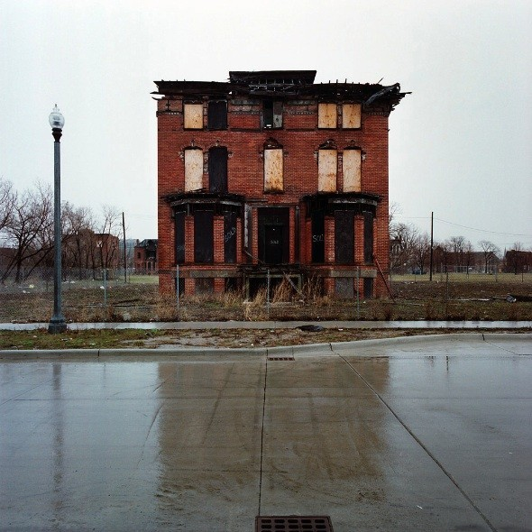 100 заброшенных домов. Изображение № 6.