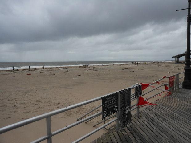 Эгоистические заметки о том, как я повстречался с супер-ураганом Сэнди. Изображение № 5.