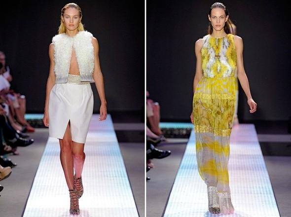 Показы Paris Fashion Week SS 2012: День 7. Изображение № 6.