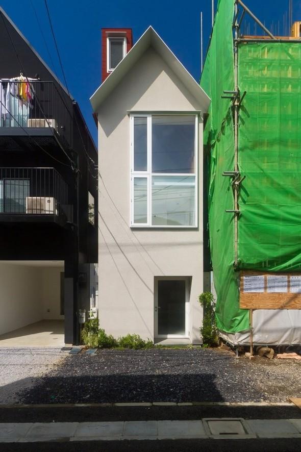Atelier Bow-Wow. Масштаб маленького дома.. Изображение № 1.