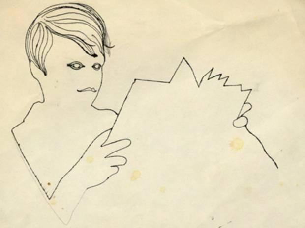 Неизвестные рисунки Энди Уорхола покажут в Лондоне. Изображение № 2.