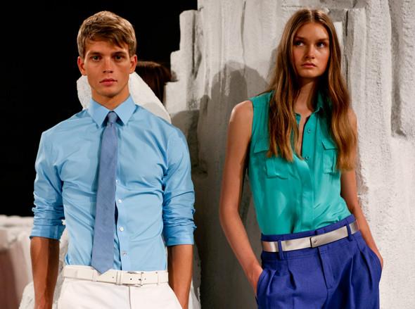 Calvin Klein S/S 12 Presentation. Изображение № 12.