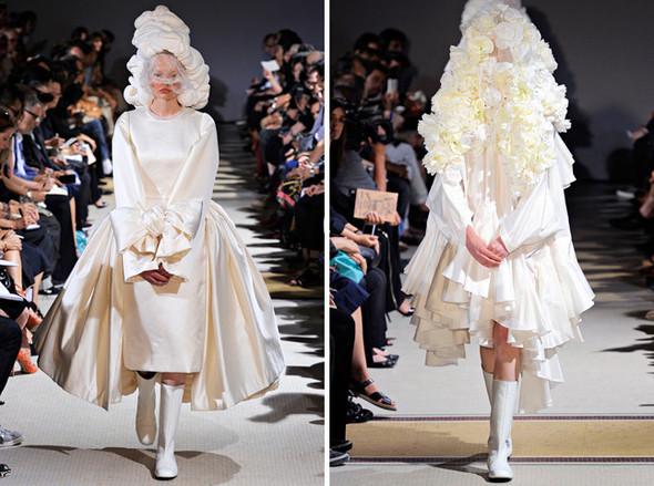 Показы Paris Fashion Week SS 2012: День 5. Изображение № 4.