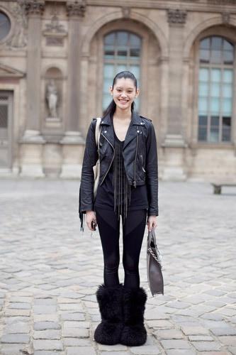 Нерабочее время: Блоги об уличном стиле моделей. Изображение № 21.