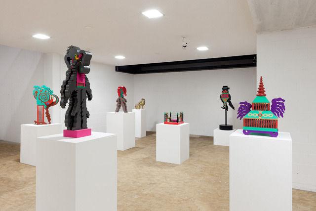 В Цюрихе представлены избранные работы Танаами. Изображение № 8.