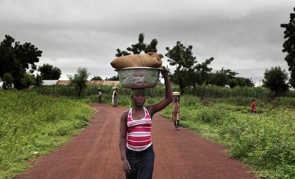 Изображение 25. Рыночные девушки из Ганы.. Изображение № 25.