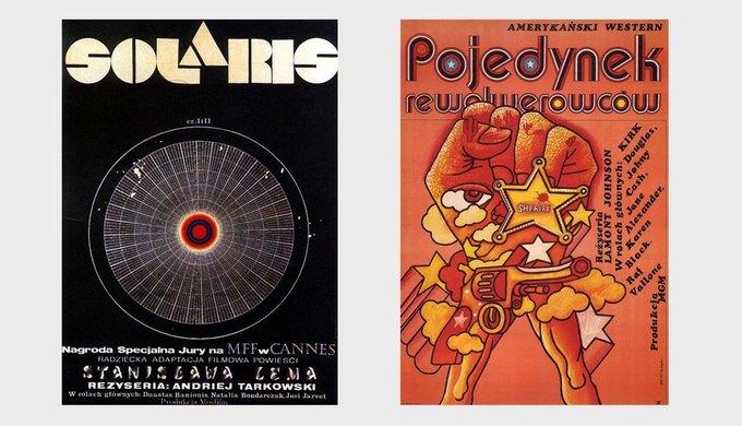 Кто нарисовал постеры к «Звёздным войнам»  и Вуди Аллену. Изображение № 9.
