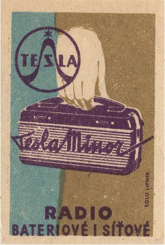 60s Again принты наспичечных коробках. Изображение № 5.