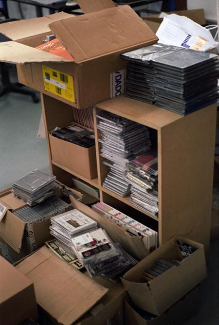 Офис Rough Trade, Лондон. Изображение № 7.