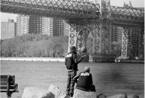 Тим Барбер. Талант от Нью-Йорка. Изображение № 86.