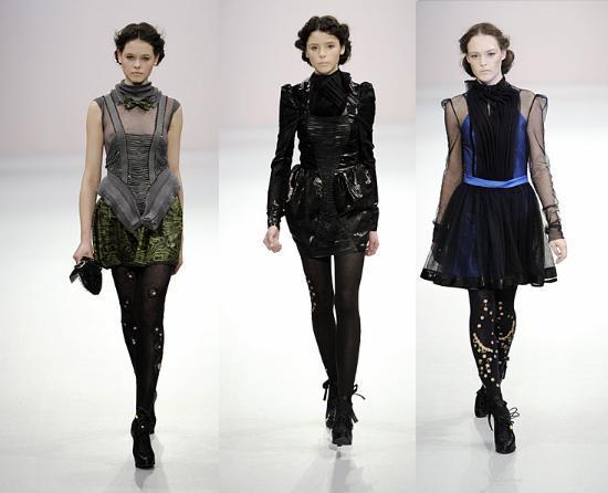London Fashion Week. Hairlooks. Part 2. Изображение № 17.