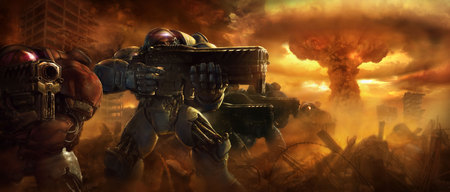 Best ARTWORKS of StarCraft II. Изображение № 6.